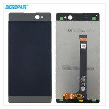 """6.0 """"pulgadas Negro 100% Probado Nuevo Para Sony Xperia XA Ultra C6 Digitalizador de Pantalla LCD + Montaje de la Pantalla Táctil de Reparación de piezas de Repuesto"""