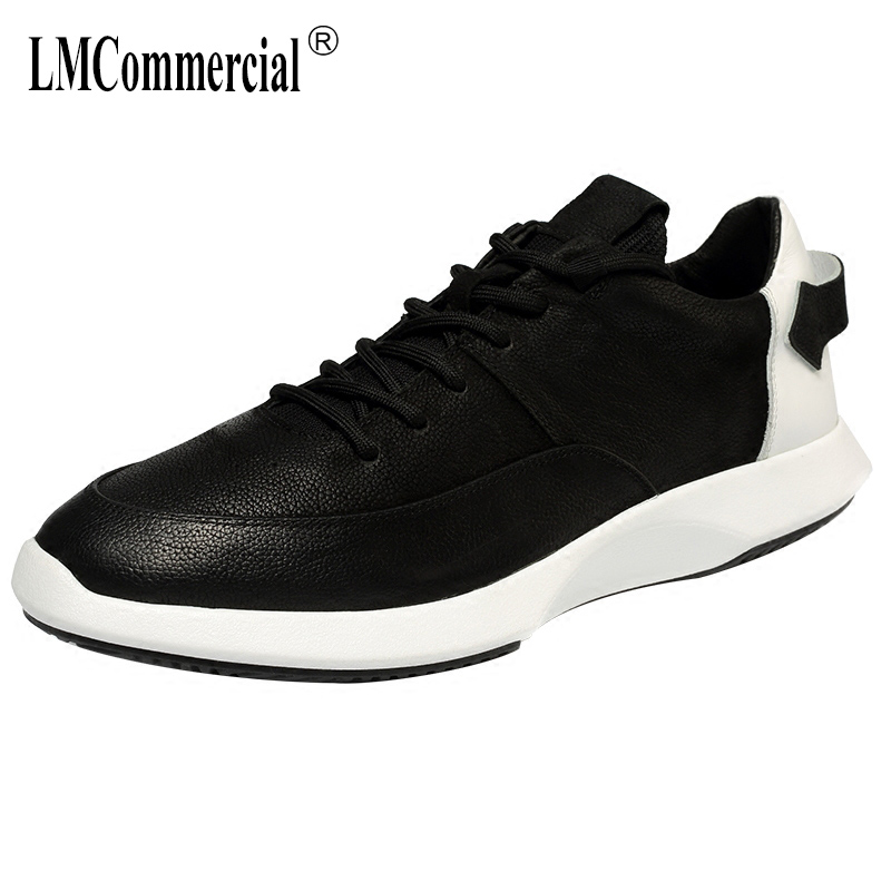 spring autumn summer British retro men's shoes all-match cowhide breathable sneaker fashion casual shoes men Genuine Leather 2017 new autumn winter british retro zipper leather shoes breathable sneaker fashion boots men casual shoes handmade