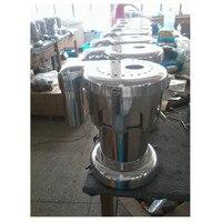 Ticari meyve suyu soğuk pres sıkacağı makinesi paslanmaz çelik otomatik pulpa ejeksiyon sıkacağı cüruf suyu ayrılmış makinesi