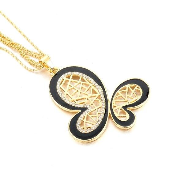 Купить женское колье бабочка chicvie золотого цвета с кристаллами этнические картинки