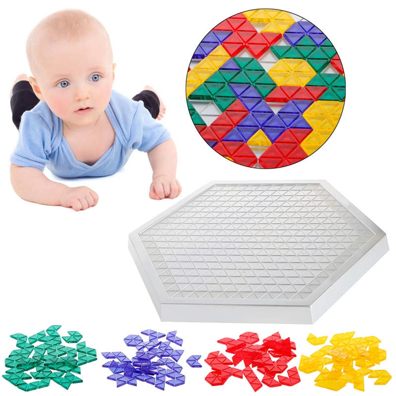 Blokus Hexagonal Version Board Game Educational Toy Gift for Kid Children Family colorful number match game board kid figures counting math learning toy fun block board game wooden educational toy for children