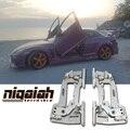 Высококачественные высокопрочные дверные петли Sicssor 90 градусов Lambo дверные наборы для MAZDA RX8
