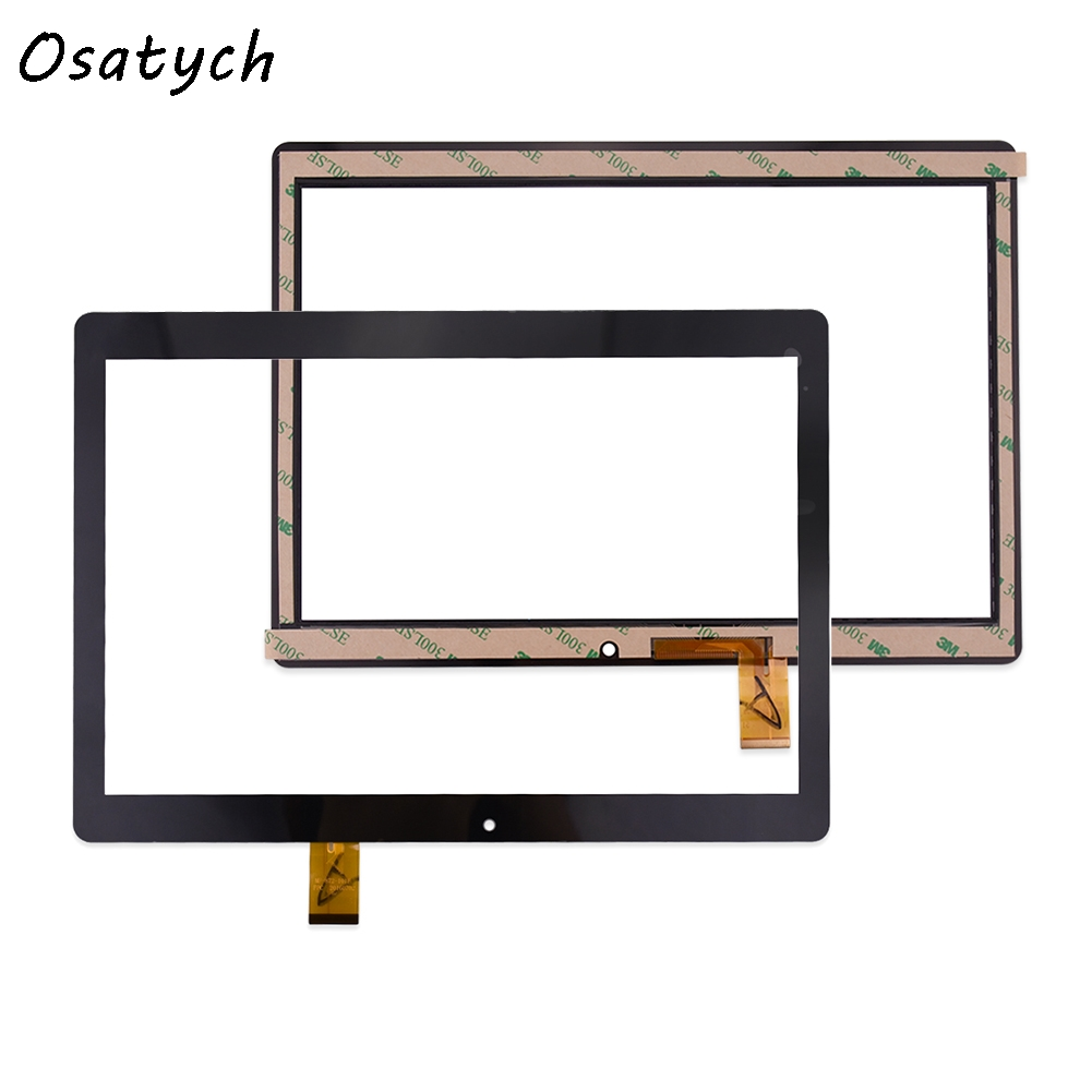 10.1 inch Touch Screen for MF-872-101F FPC Digitizer Glass Panel Black Replacement Digitizer with Free Repair Tools genuine repair part replacement touch screen digitizer module with bus wire for htc sensation