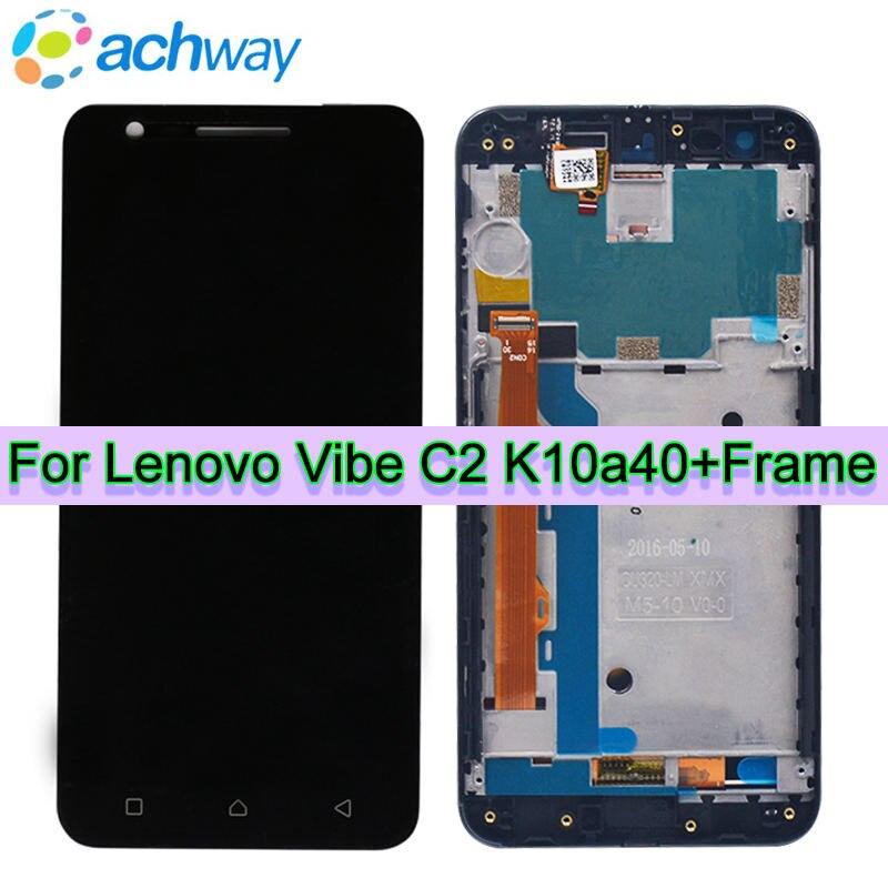 Vibe C2 LCD Display