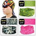 1 Pcs Women Men Fashion Casual Magic Headband Veil Multi Bike Turban Cycling Outdoor Sports Headscarf Bandanas Multicolors