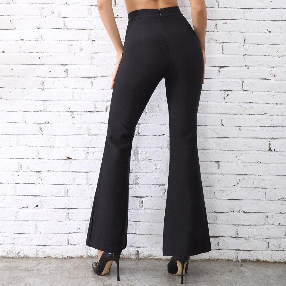 Seamyla-new-fashion-women-bandage-long-pant