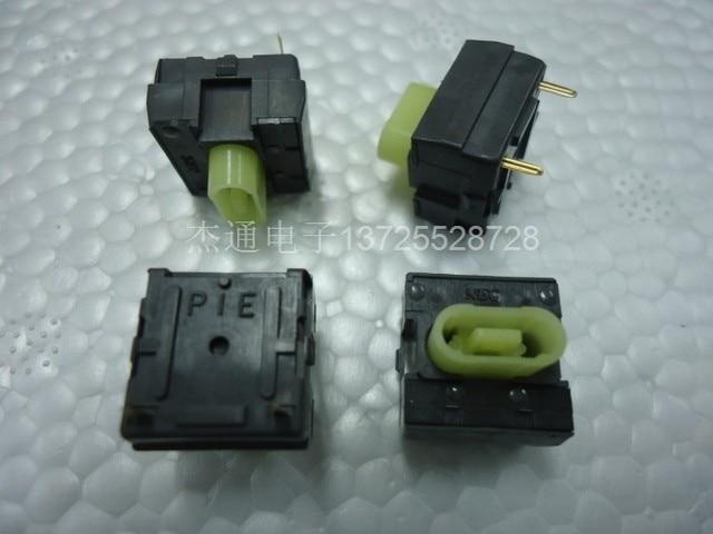 Japan's N-EC keyboard switch Key light touch switch 2pin switch micro switch GREEN APC-H412 keyboard switch