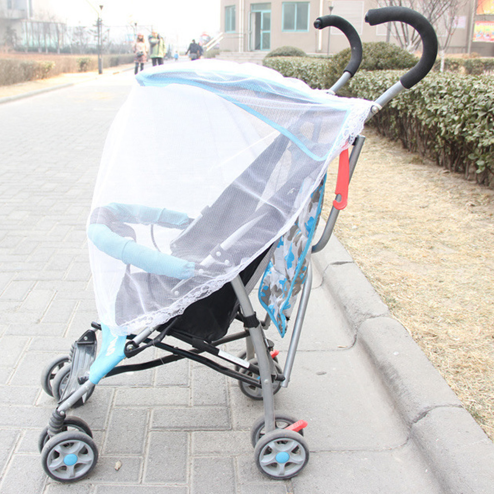 Infants Protection Mesh Stroller Accessories Baby Stroller