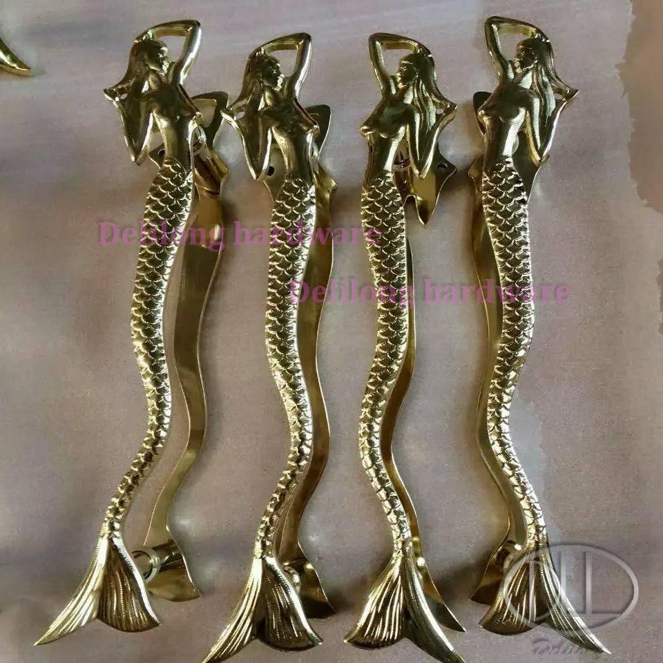 Aliexpress Com Buy High Quality Hotel Mermaid Sliding