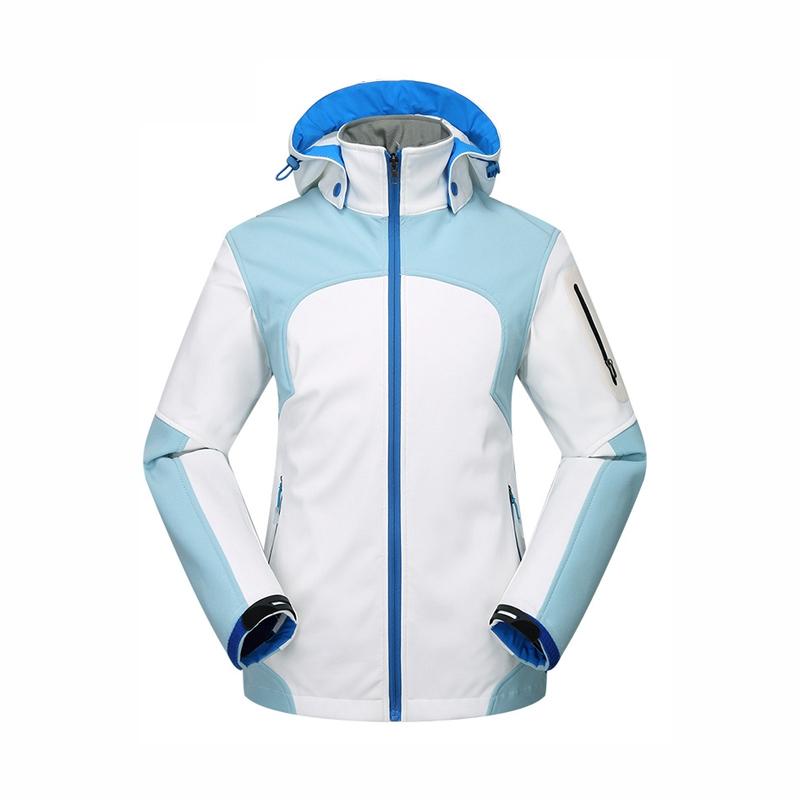 Softshell Hiking Jackets Women Waterproof Thermal Ski Camping Cycling Climbing Running Outdoor Sports Winter Jacket Female A61 running river brand winter thermal women ski down jacket 5 colors 5 sizes high quality warm woman outdoor sports jackets a6012