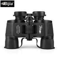BIJIA 10X40 การล่าสัตว์กีฬากล้องโทรทรรศน์ Professional กล้องส่องทางไกลความละเอียดสูงกันน้ำ