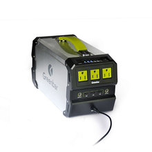 Поставка 220V AC выход Высокая мощность генератор портативный домашний энергоноситель система питания