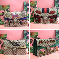 Best seller2019 Bags For Women 2018 Luxury Handbags Women Bags Designer Pattern Leather Shoulder Messenger Bag sac a main