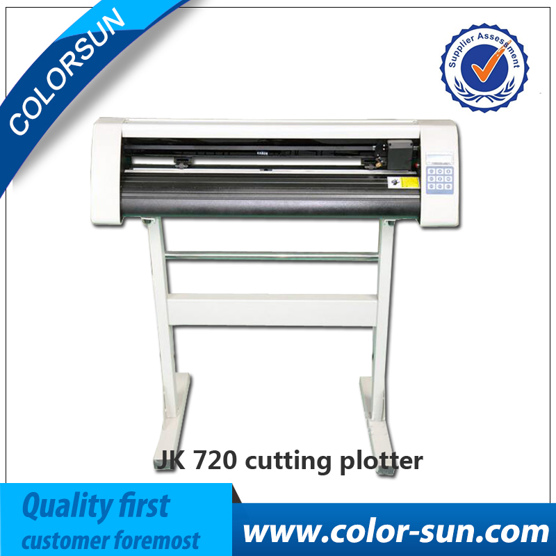 2017 New Digital Vinyl Sticker Cutting Plotter for 720 with software  paper plotter hw630 vinyl sticker plotter with red dot original factory hot sales fast delivery 24 cutting plotter