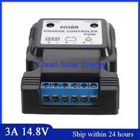 PMW Type 3A 14 8V Solar Charger Controller Use For Solar Street Light And Lamp Controll