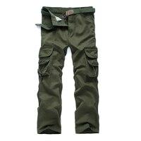 Männer Hosen Overalls Fashion Camouflage Military Stil Kleidung Cargo Pants Werkzeugmehrfach Arbeitshosen Taktische Schlanke Männliche