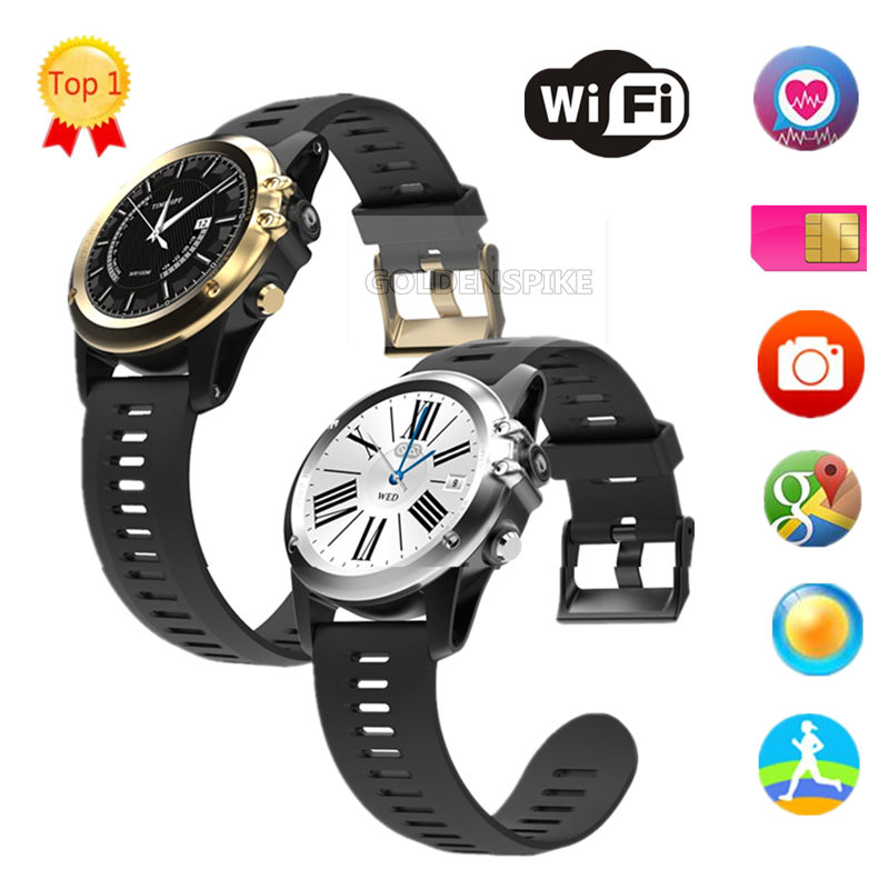Sport Smartwatch Hg Gps Wifi Ip Mpcamera Mp Heart Rate For Androidios Smartphone Vs Kw Smart Watch