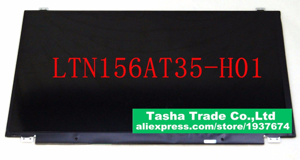 ФОТО For Asus X552W R510L R510VC R510V X554LD Laptop LCD Screen LTN156AT35-H01 LTN156AT35 H01 LED LVDS 40Pin 15.6 1366x768 Matrix