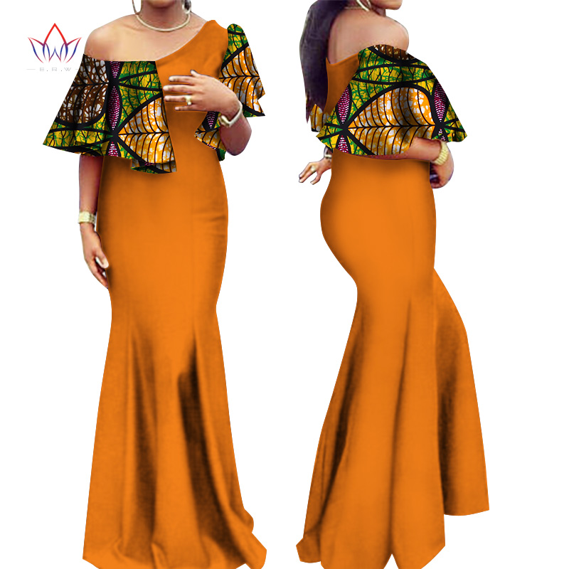 Новинка 2020 африканская одежда в стиле Анкары платье с принтом