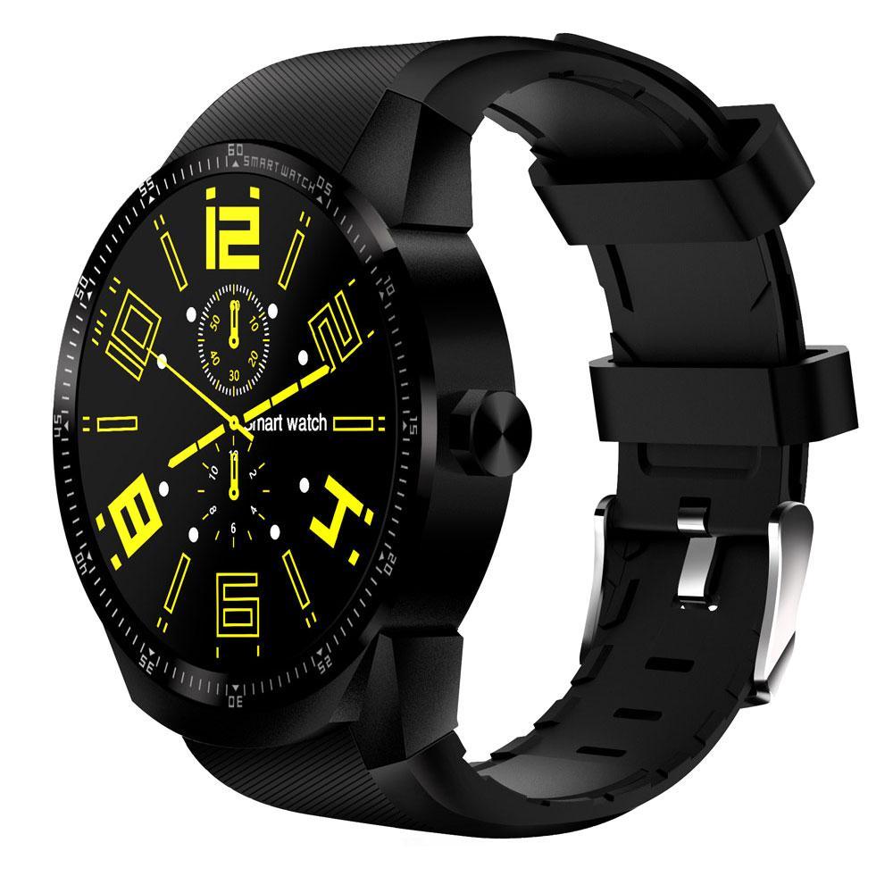 Cewaal 1.3 WiFi Bluetooth Dual Core Wristwatch 512MB 4GB GPS Tracker Heart Rate Monitor Pedometer 3G Smart Watch Waterproof no 1 d5 bluetooth smart watch phone android 4 4 smartwatch waterproof heart rate mtk6572 1 3 inch gps 4g 512m wristwatch for ios
