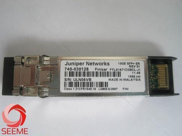 Juniper Networks by Finisar, 740-030128, 10GE SFP+ ER FTLX1671D3BCL-J1