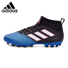 Original New Arrival 2017 Adidas ACE 17.3 PRIMEMESH AG Men's Football/Soccer Shoes Sneakers(China)