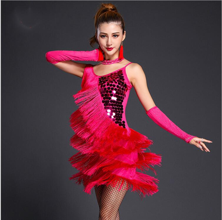 Online Get Cheap Sequin Dance Dresses -Aliexpress.com | Alibaba Group