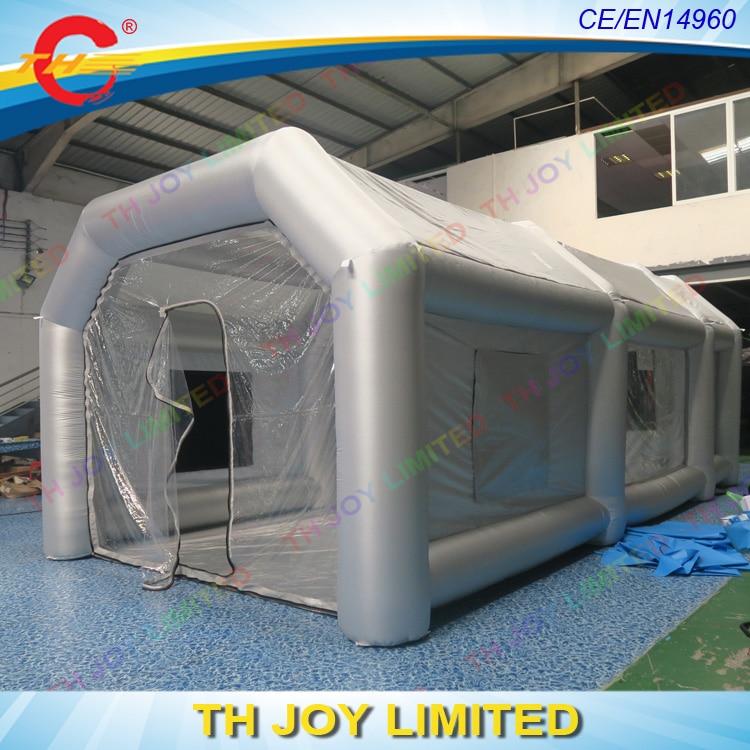 gonflable cabine de pulv risation gonflable cabine de peinture gonflable de voiture peinture. Black Bedroom Furniture Sets. Home Design Ideas