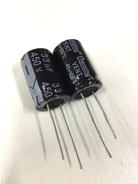 us $0 99 3pcs 33uf 450v 16x26mm good quality 450v33uf aluminum electrolytic capacitor in capacitors from electronic components \u0026 supplies onElectrolytic Capacitors Picture Of Good Electronic Circuit #12