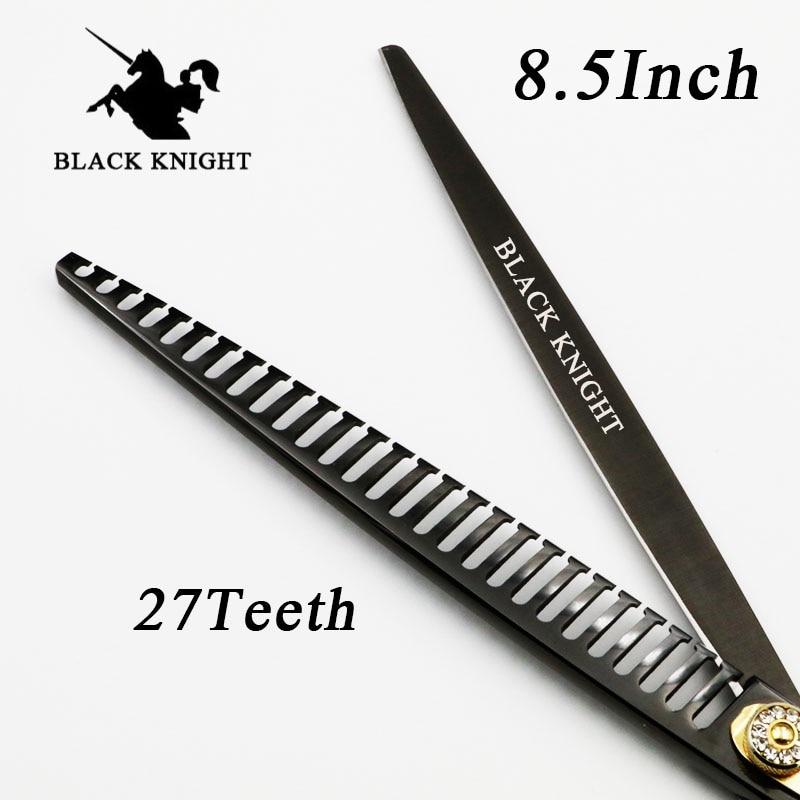 BLACK KNIGHT Кәсіби шашты қайшыны 8,5 - Шаш күтімі және сәндеу - фото 3