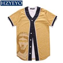 HZYEYO Для мужчин; бейсбольные майки Sandlot фильм бейсбольные майки белая рубашка прошитой Размеры M-XXXL B-1003