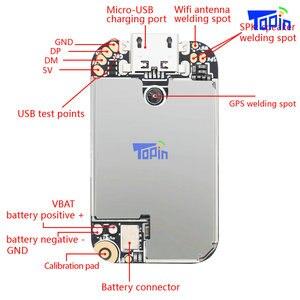 Image 3 - 新しい ZX303 PCBA GPS トラッカー GSM GPS Wifi ポンドロケータ SOS アラーム Web アプリ追跡 TF カードボイスレコーダー SMS 座標デュアルシステム