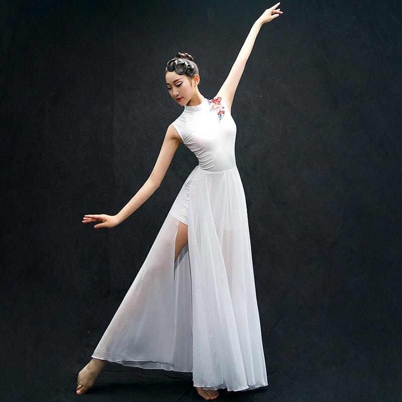 中国のフォークダンスの衣装衣類ステージの摩耗国立古代ファンダンス伝統的な中国ダンスの衣装 AA4599  グループ上の ノベルティ & 特殊用途 からの 中国の民族舞踊 の中 1