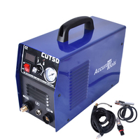 CUT50 advanced with 110/ 220V 10 to 50A actory outlet cnc soldering iron machine cnc plasma cutter for solder station IP21
