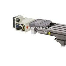 Maquinaria ALSGS ALB 310S, 110V, fresadora Horizontal, alimentación eléctrica