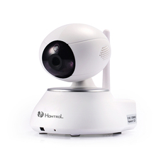 PTZ Ip camera wifi baby Monitors Pan/Tilt/ Night Vision Intelligent Surveillance CCTV Camera support Alarm Two Way Audio