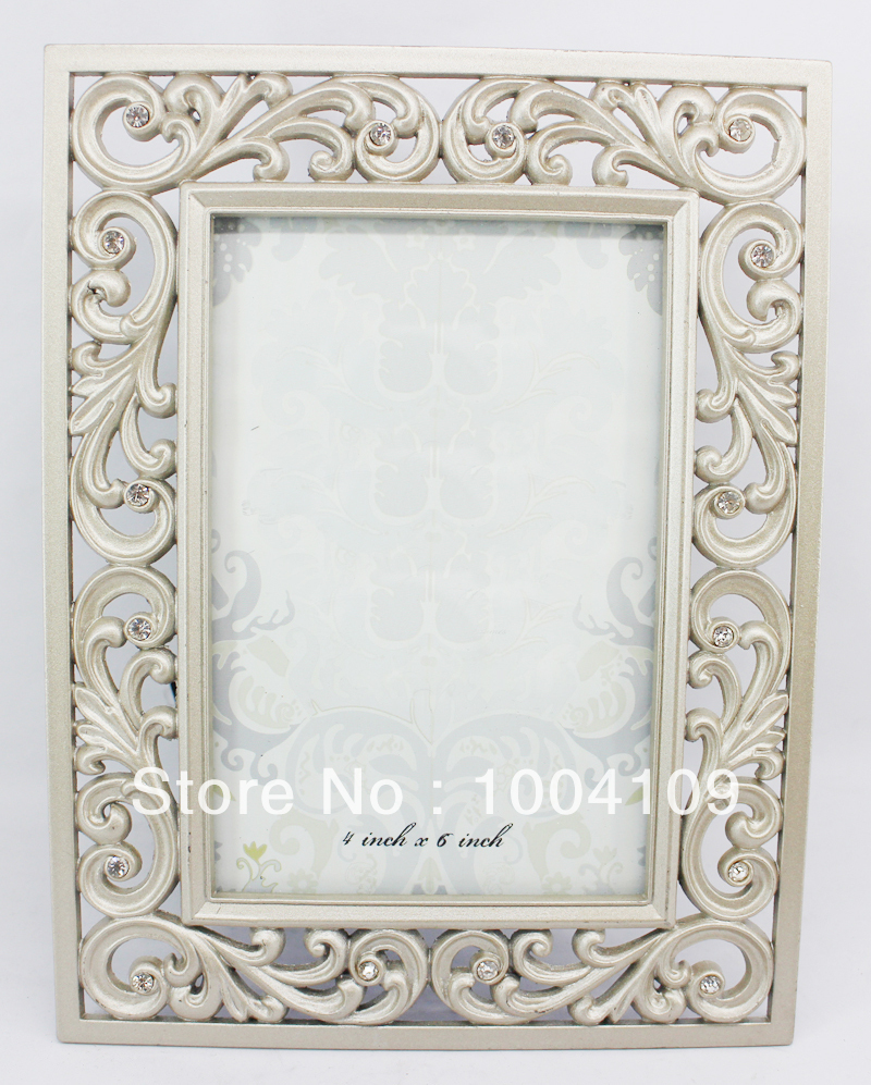 Wholesale metal alloy ornament jeweled vintage picture frames home wholesale metal alloy ornament jeweled vintage picture frames home decoration low price retail gifts in frame from home garden on aliexpress alibaba jeuxipadfo Images