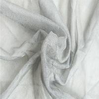 150cm width 100% SHIELDING FABRIC SILVER COATED NYLON MESH Mosquito fabric