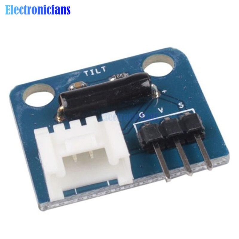 Elektronische Ziegel Neigungssensor Schalter Modul 3 p/4 p Winkel ...