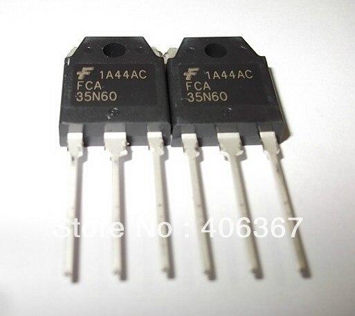 10PCS FCA35N60 TO-3P