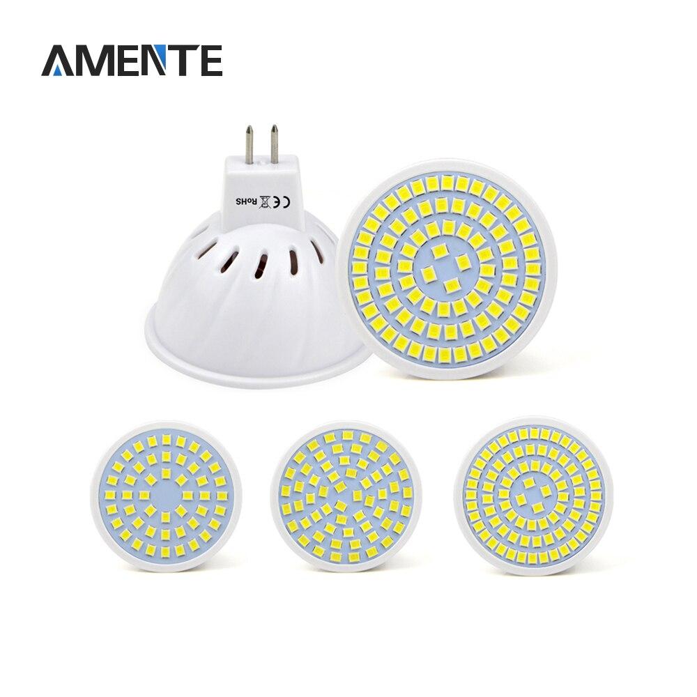 1pcs MR16 AC220V 5W 7W 9W LED Spotlight Lamp Plastic Body White/Warm ...