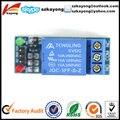 Бесплатная Доставка 1 ШТ. 5 В низкого уровня триггера 1 Канала Реле интерфейсный модуль Щит Коллегия Для Arduino PIC AVR DSP ARM MCU