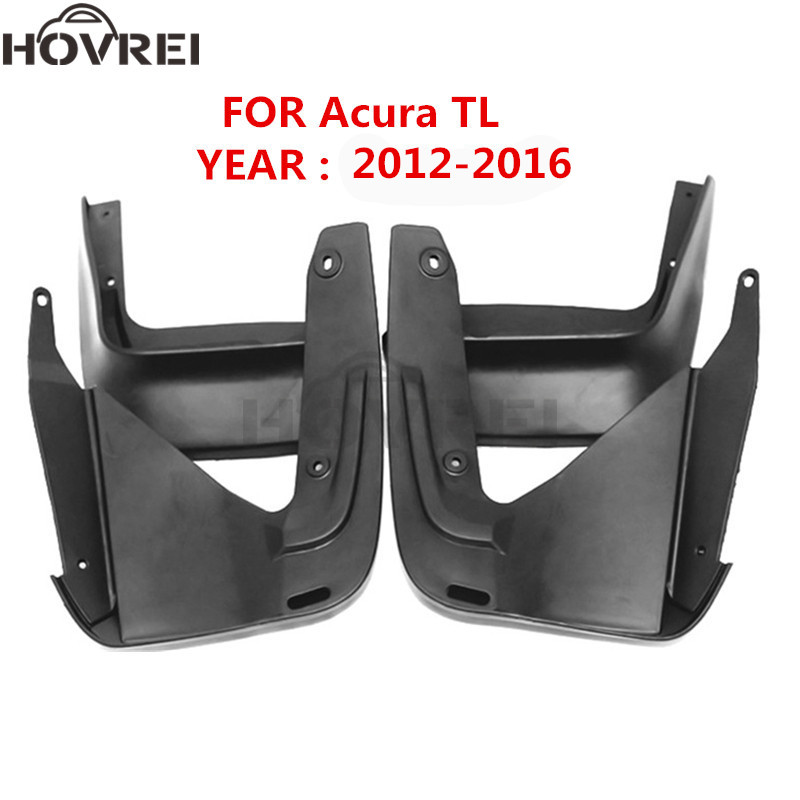 Aliexpress.com : Buy 4pcs/set Car Front Rear Splash Guards
