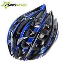 ROCKBROS Ultralight MTB Bicycle Helmet Safety High Quality Cycling Helmet Bike Head Protect Helmet Bike Accessories 3 Colors