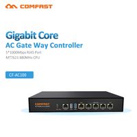 2019 гигабит Wi Fi маршрутизатор переменного тока безопасности класса предприятия шлюз/двойной WAN мульти WAN/баланс нагрузки QoS сервер PPPoE