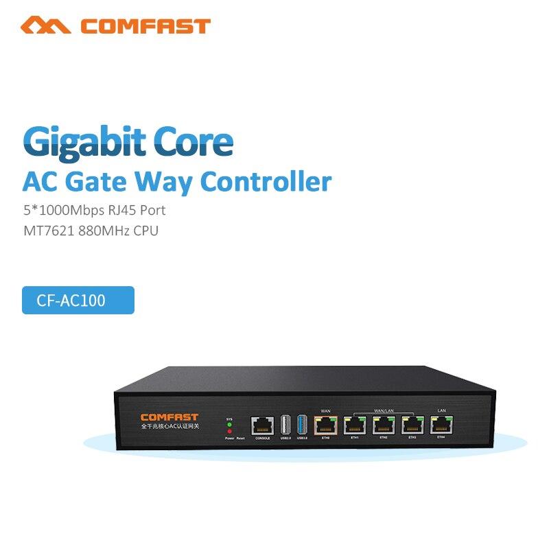 2019 гигабит Wi Fi маршрутизатор переменного тока Enterprise Class шлюз безопасности/двойной WAN Multi WAN/баланс нагрузки QoS сервер PPPoE