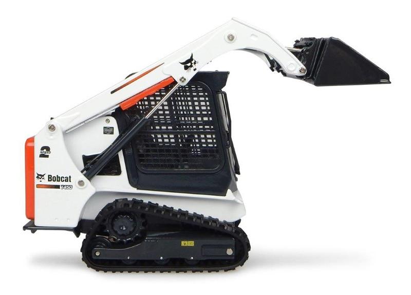 UH 8111 1:25 Bobcat T450 гусеничные игрушка погрузчик