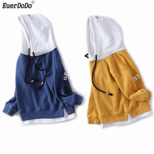 Kids Hoodies Spring Autumn Cotton Sweatshirts For Teenage Boys Girls Tops  Solid Color Children s Clothing( 698656a08a22