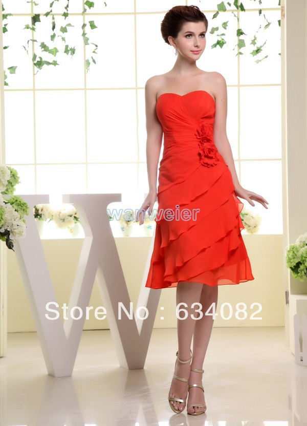 Free Shipping Short Dress 2016 Bodycon Dress Bandage Renaissance Gowns Vestidos Formales Dress Red Bridesmaid Dresses Mint