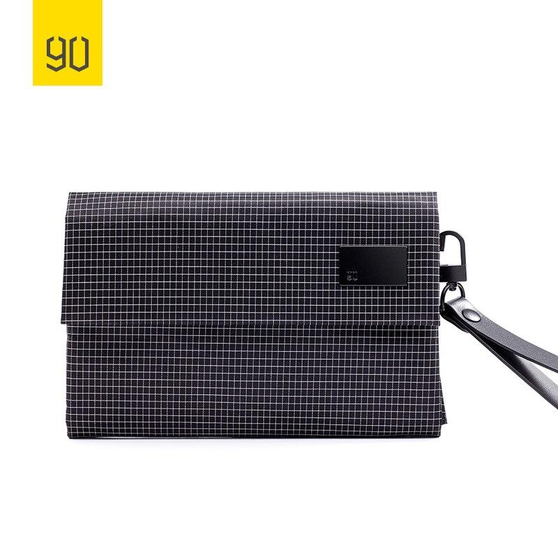 90FUN Digital Storage Bag  Waterproof Big Capacity USB Disk Mobile Phone Business Casual Travel  College Women Men